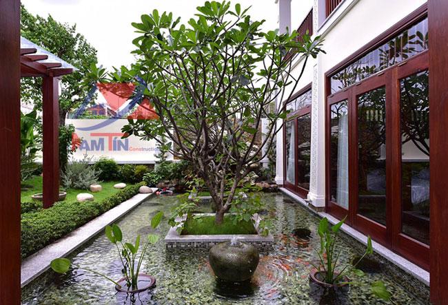 trồng cây xanh đẹp 8