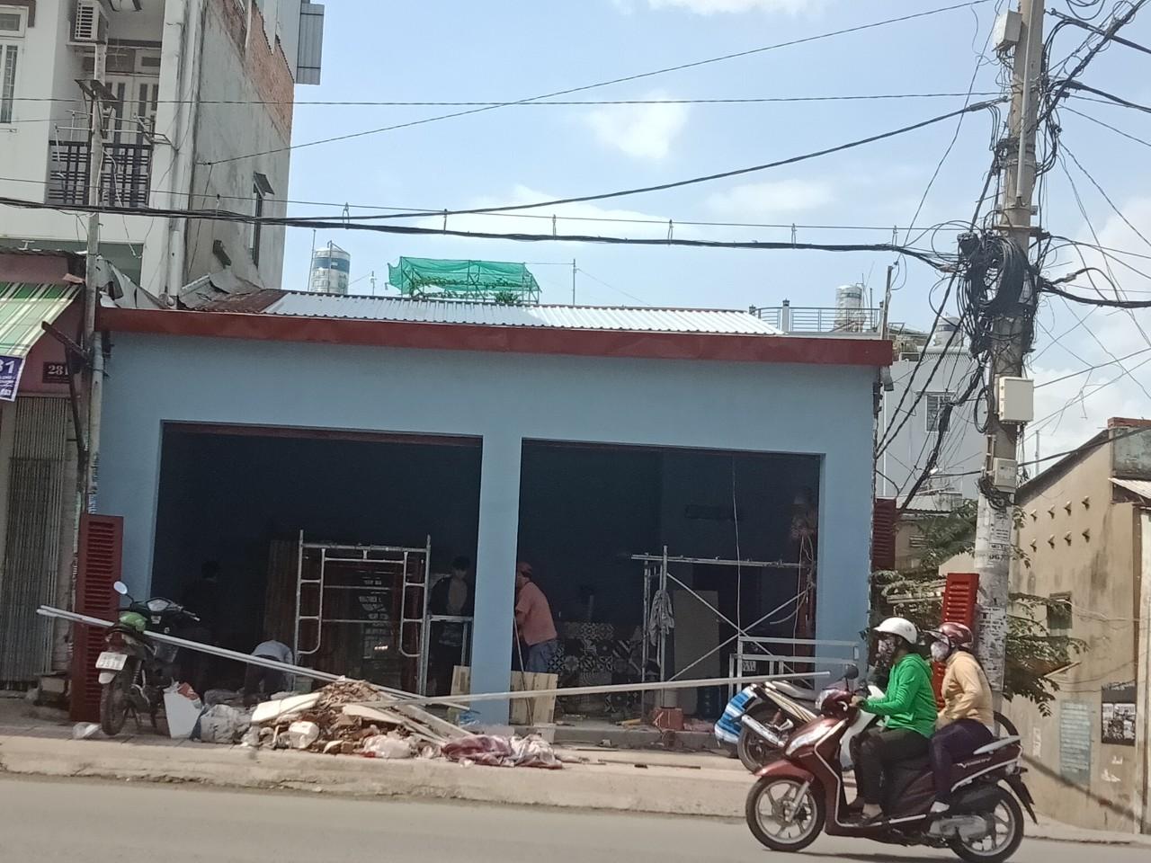 Dịch vụ sửa chữa nhà quận gò vấp trọn gói