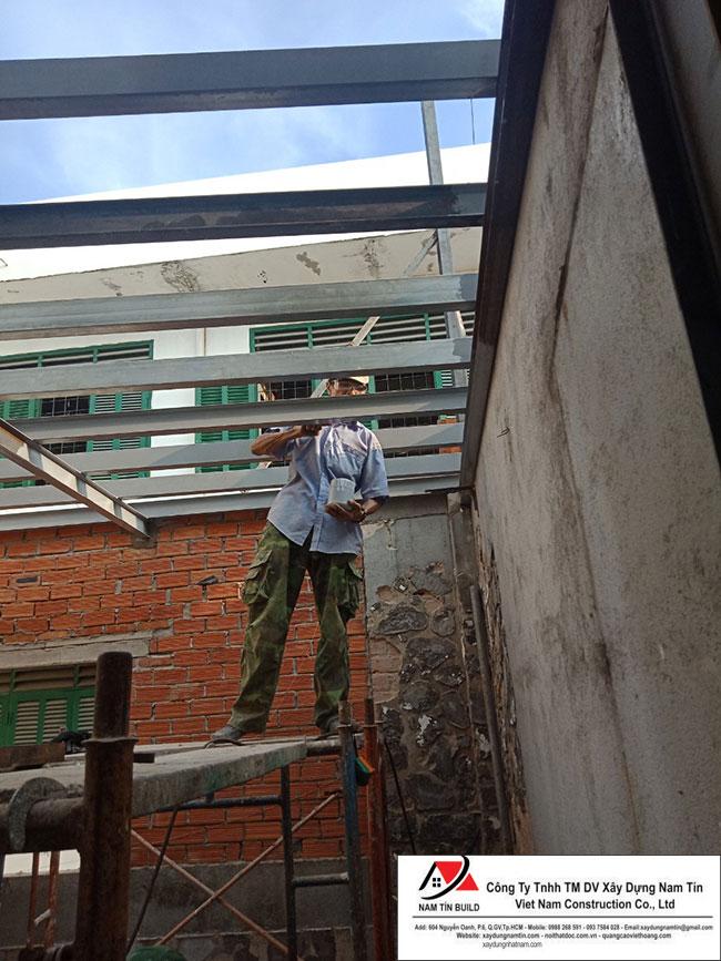Sửa chữa nhà Quận Tân Phú