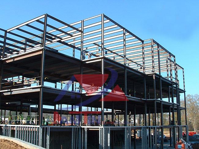 Xây dựng nhà tiền chế Quận 3 - 1
