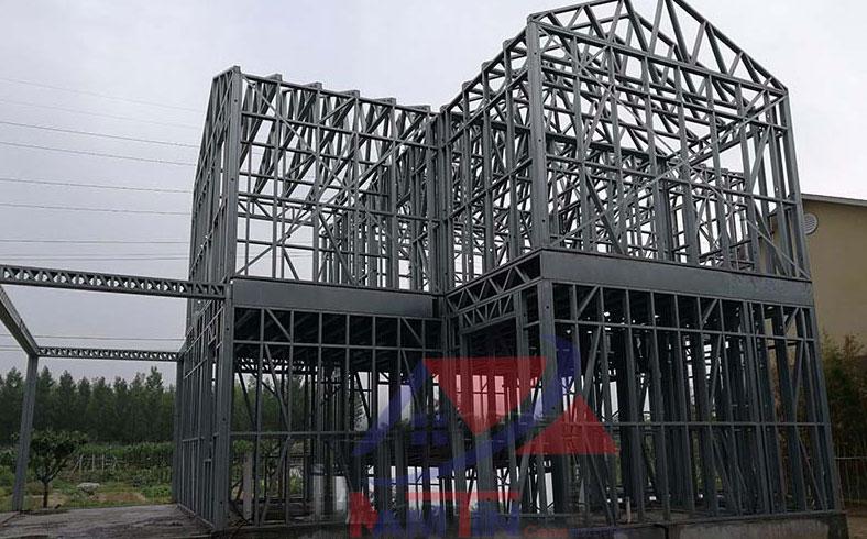 Xây dựng nhà tiền chế Quận 3 - 20