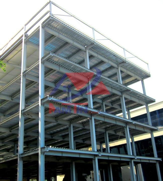 Xây dựng nhà tiền chế Quận 3 - 5