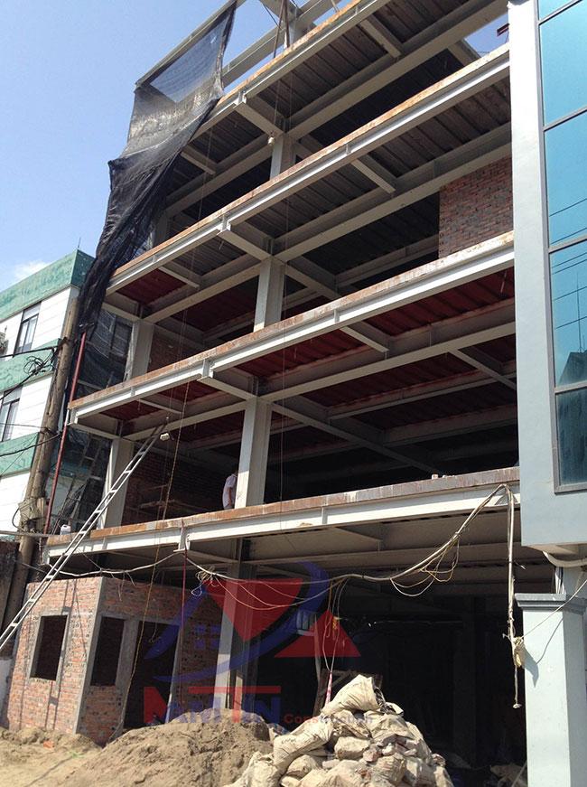 Xây dựng nhà tiền chế Quận 3 - 8