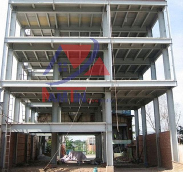 Xây dựng nhà tiền chế Quận 3 - 3