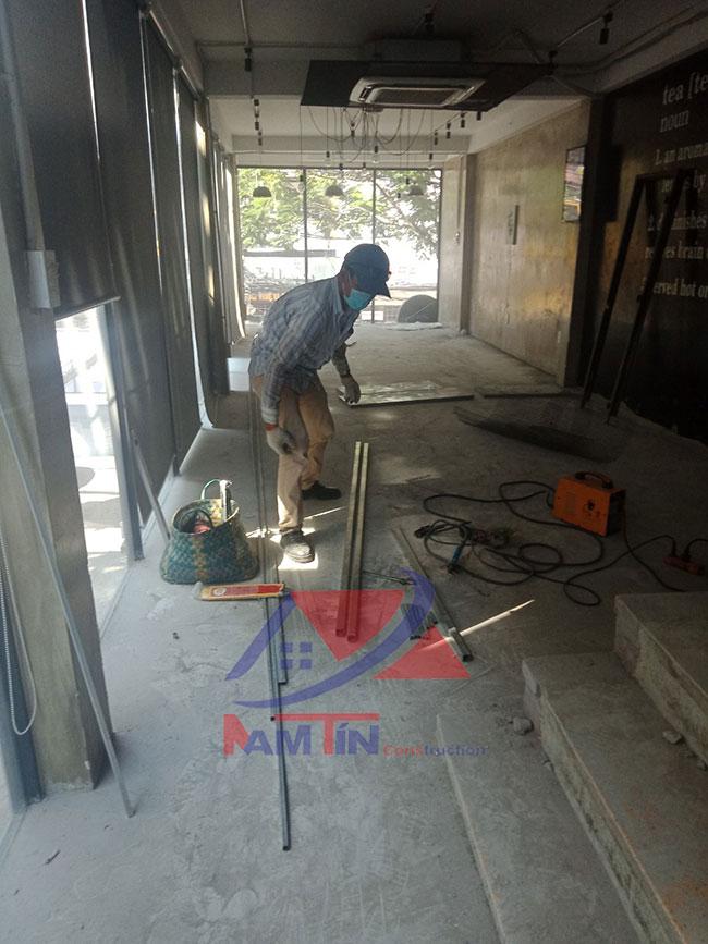 Sửa chữa nhà Quận 12 - 1