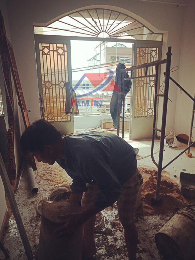 Sửa chữa nhà Quận 12 - 6