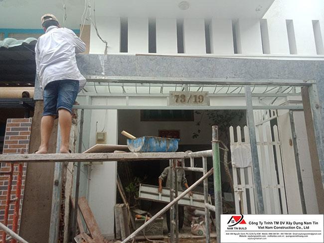 Sửa chữa nhà Quận Bình Thạnh 4