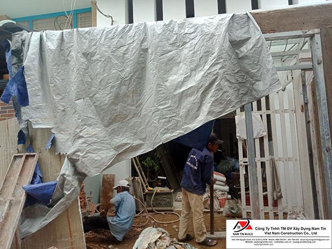 Sửa chữa nhà Quận Bình Thạnh 8