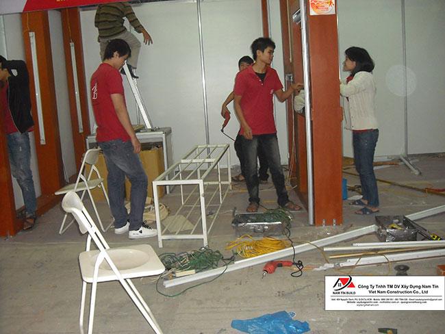Sửa chữa nhà Quận Bình Tân 10