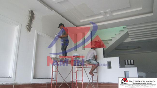 Sửa chữa nhà Quận Bình Tân 7