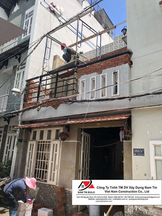 Sửa chữa nhà Quận Bình Tân 8