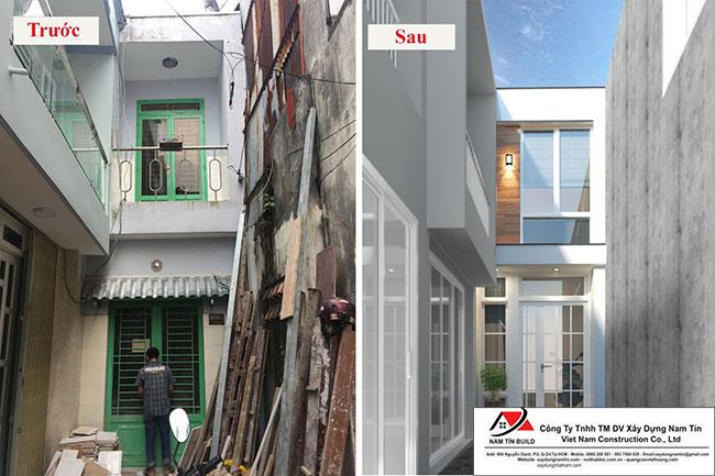 Sửa chữa nhà Quận Bình Tân 9