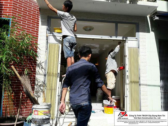 Sửa chữa nhà Quận Bình Tân 11