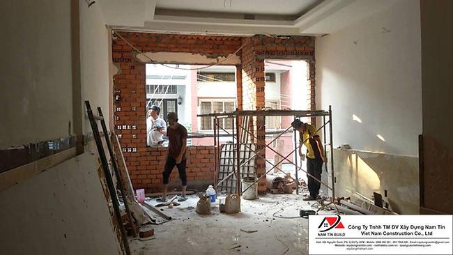 Sửa chữa nhà Quận Bình Tân 4