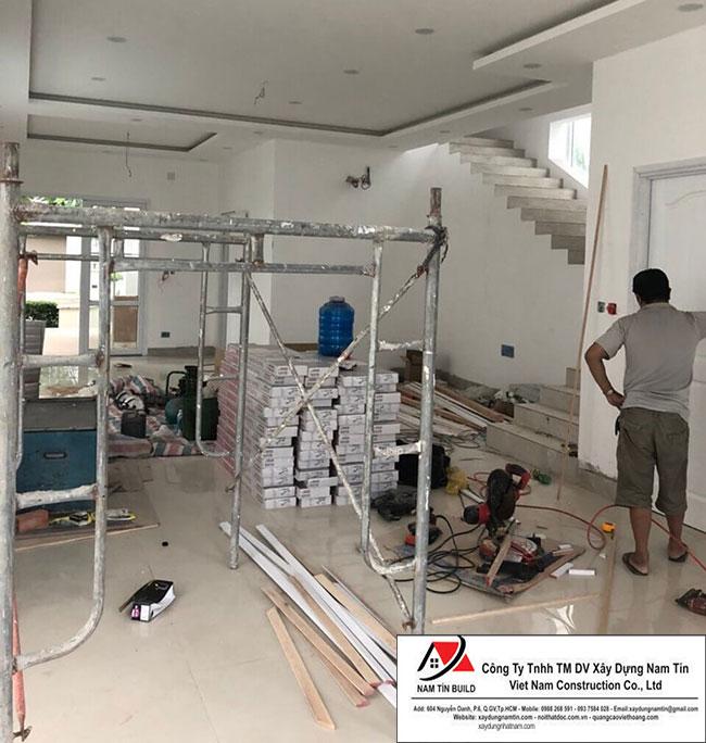 Sửa chữa nhà Quận Bình Tân 6