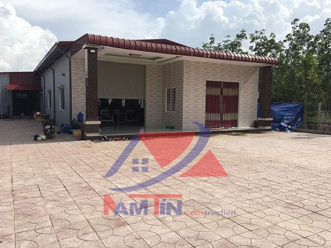 Xây Dựng Nhà Tiền Chế Quận Bình Tân - 7