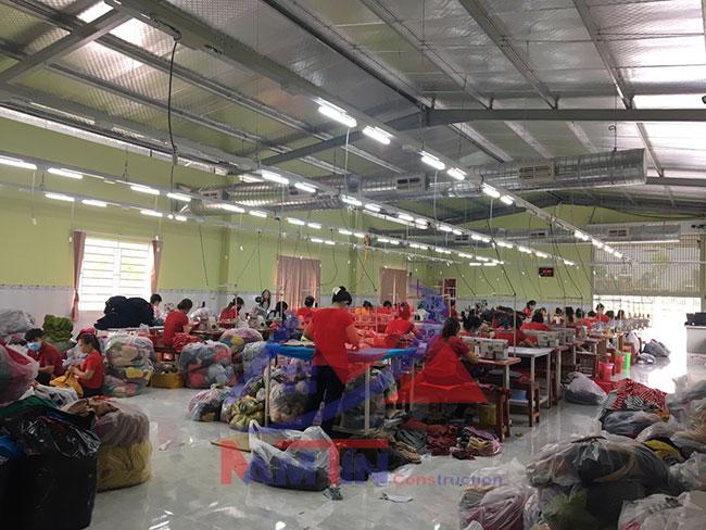 Xây Dựng Nhà Tiền Chế Quận Bình Tân - 9