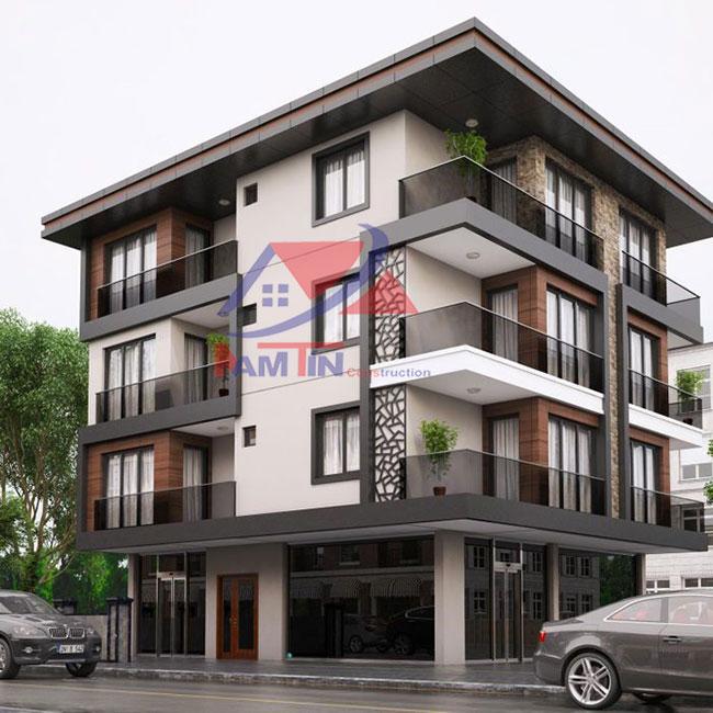 Báo giá xây dựng nhà Quận Gò Vấp