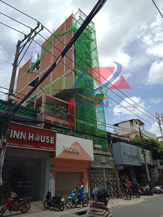 Xây dựng nhà Quận Phú Nhuận