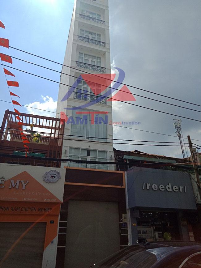Xây dựng nhà Quận Phú Nhuận 1