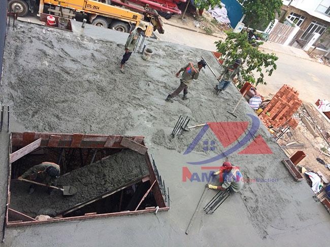 Xây dựng nhà khách sạn 1