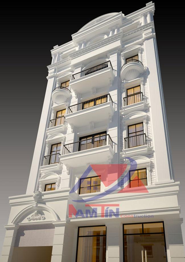 Xây dựng nhà khách sạn 9