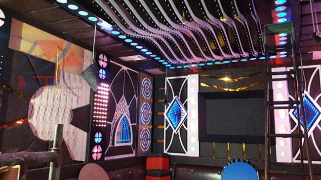Xây Quán karaoke 20