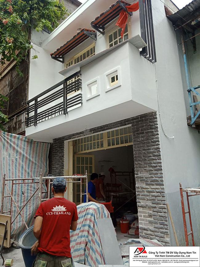 Sửa chữa nhà quận Tân Bình 1