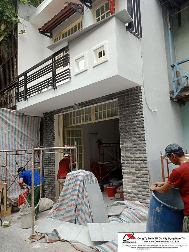 Sửa chữa nhà quận Tân Bình 2