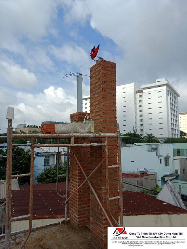 Sửa chữa nhà quận Tân Bình 4