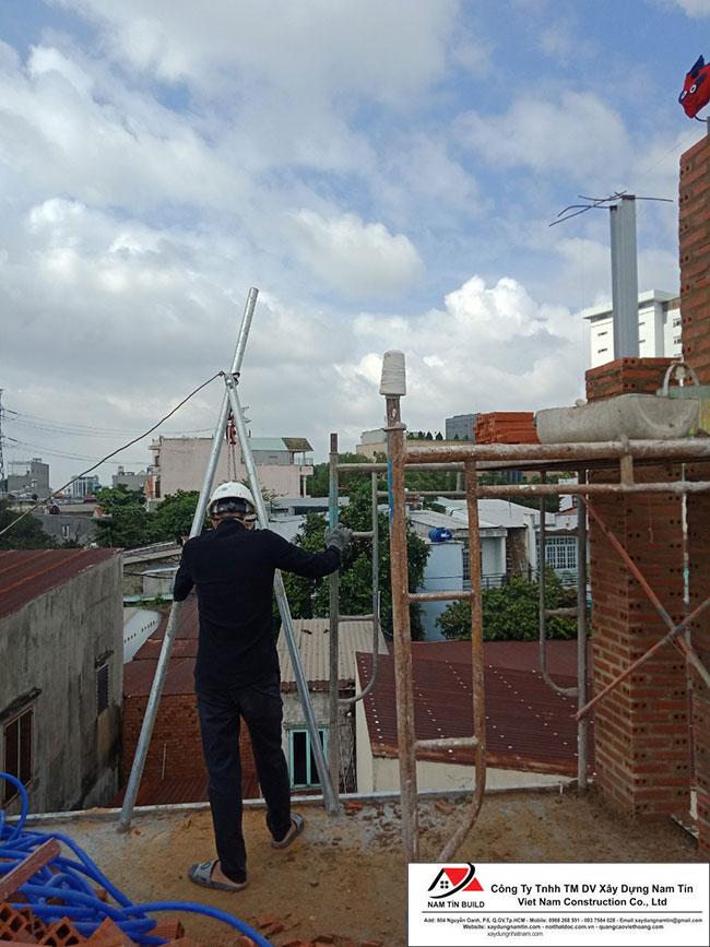 Sửa chữa nhà quận Tân Bình 5