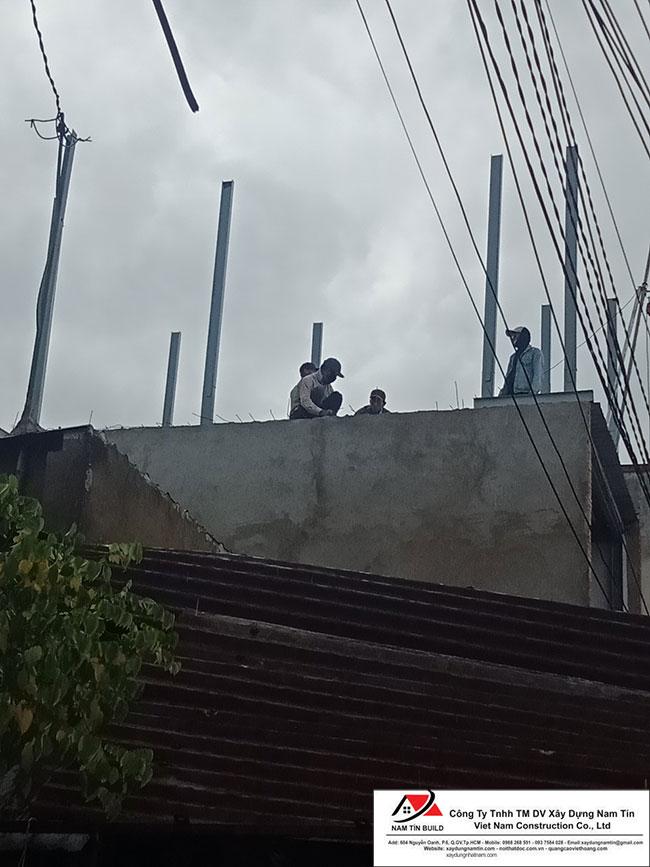 Sửa chữa nhà quận Tân Bình 6