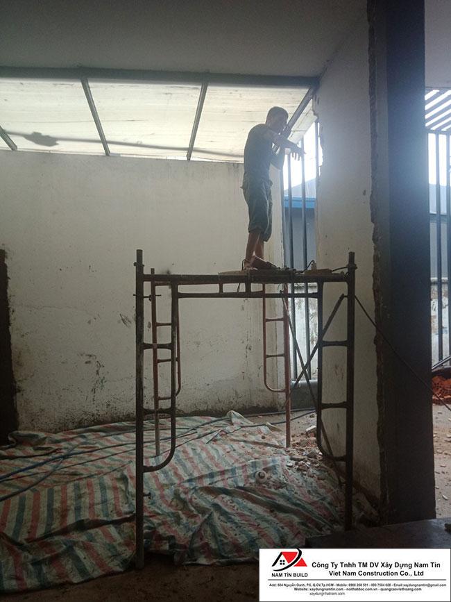 Sửa chữa nhà quận Tân Bình 7