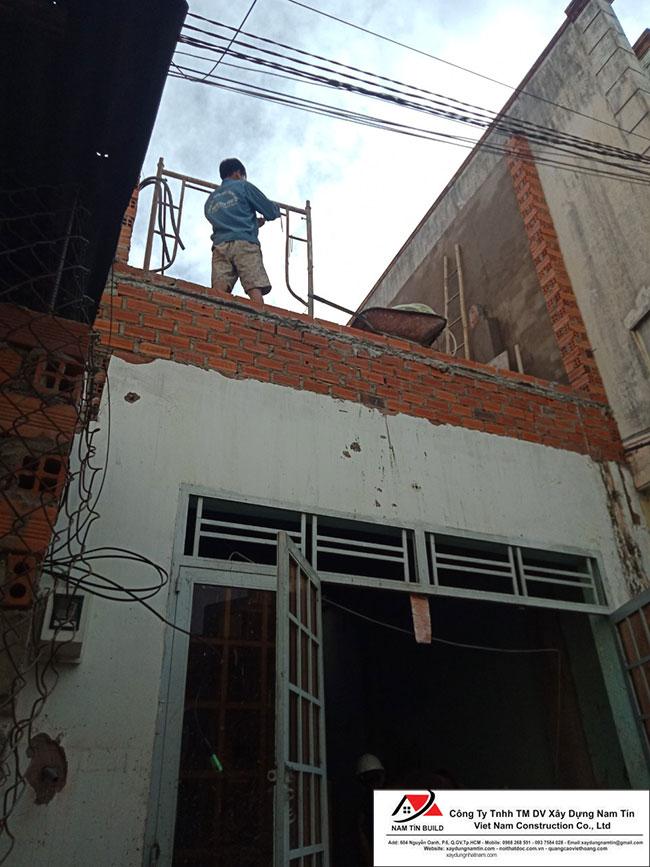 Sửa chữa nhà quận Tân Bình 8