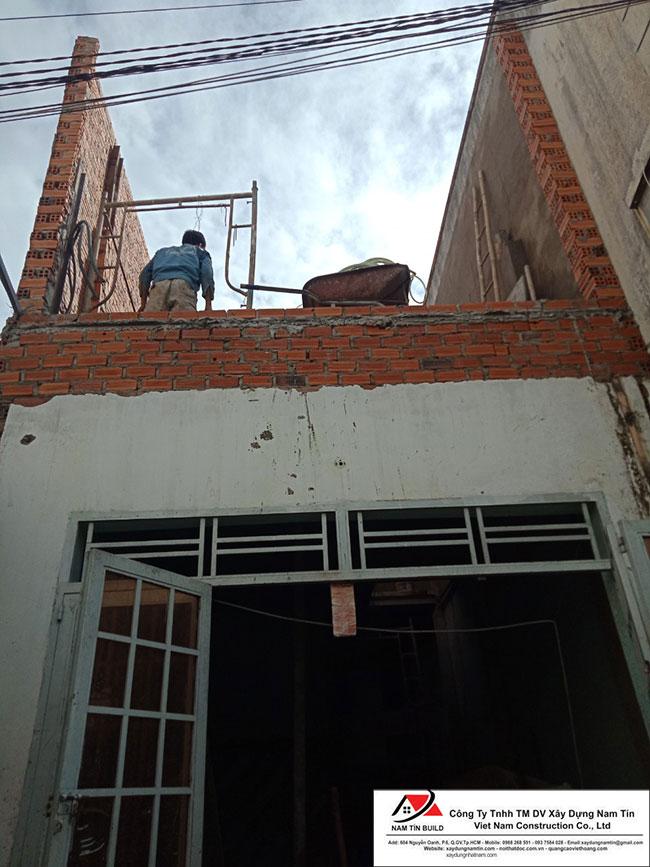 Sửa chữa nhà quận Tân Bình 9
