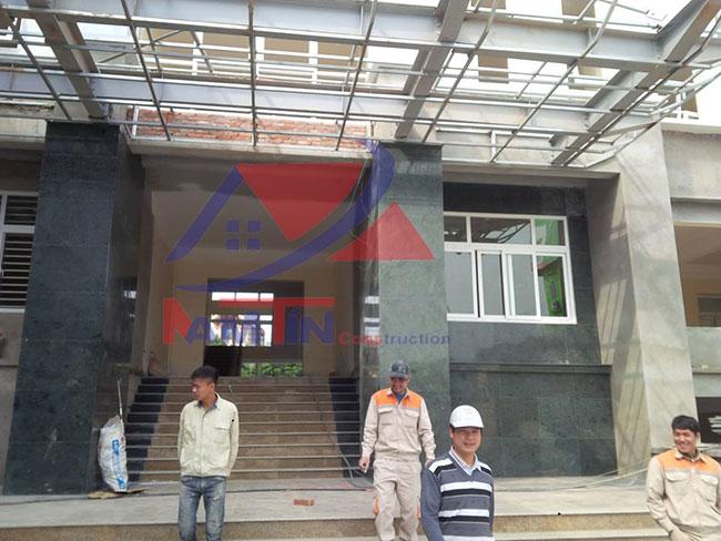 Xây Dựng Nhà Tiền Chế Quận Tân Bình 17