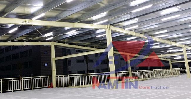 Xây Dựng Nhà Tiền Chế Quận Tân Bình 3