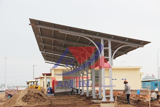 Xây Dựng Nhà Tiền Chế Quận Tân Bình