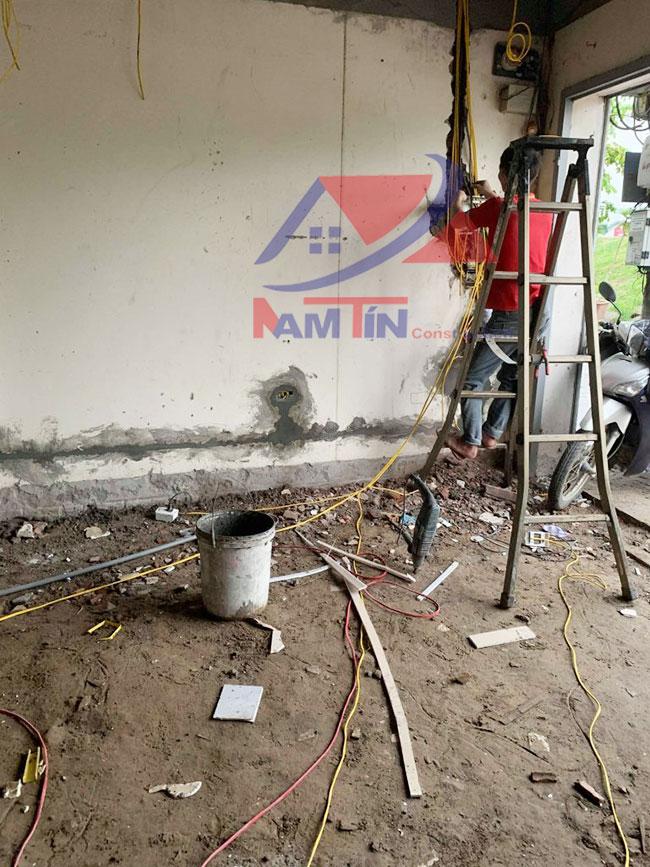Sửa chữa nhà Quận Tân Phú - 2