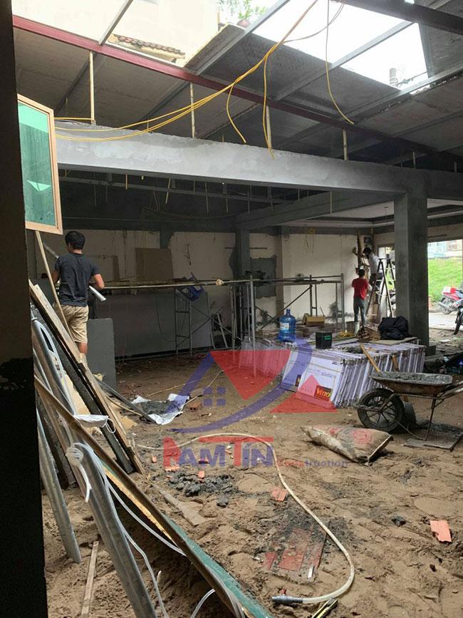 Sửa chữa nhà Quận Tân Phú - 3