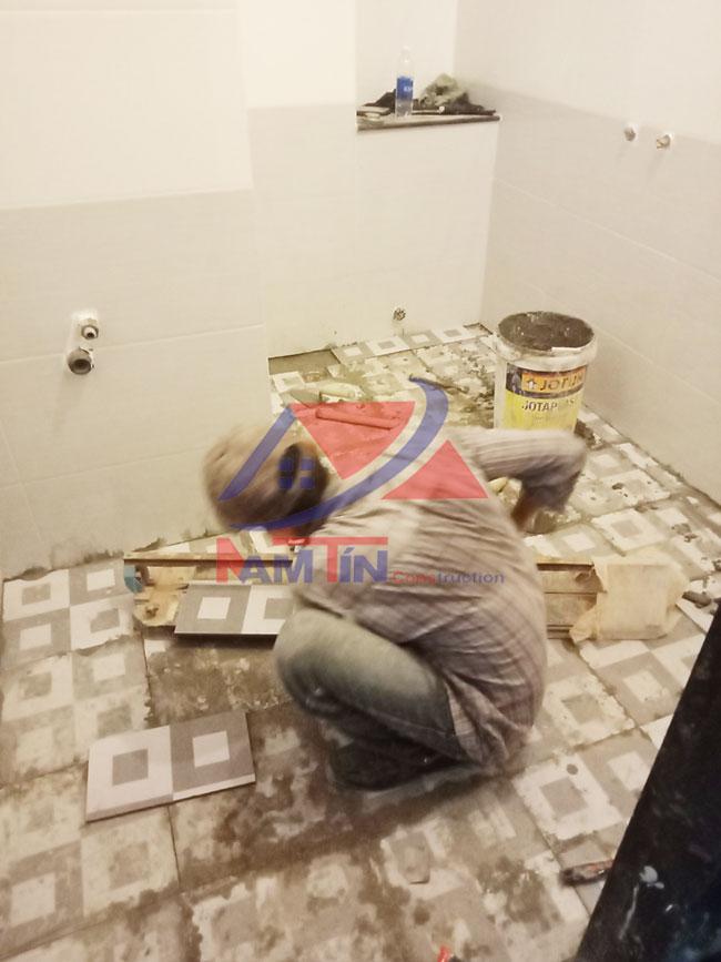 Sửa chữa nhà Quận 5 - 4