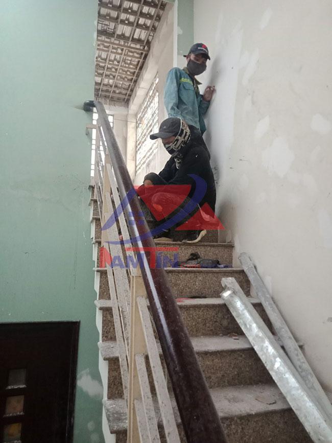 Sửa chữa nhà Quận 5 - 6